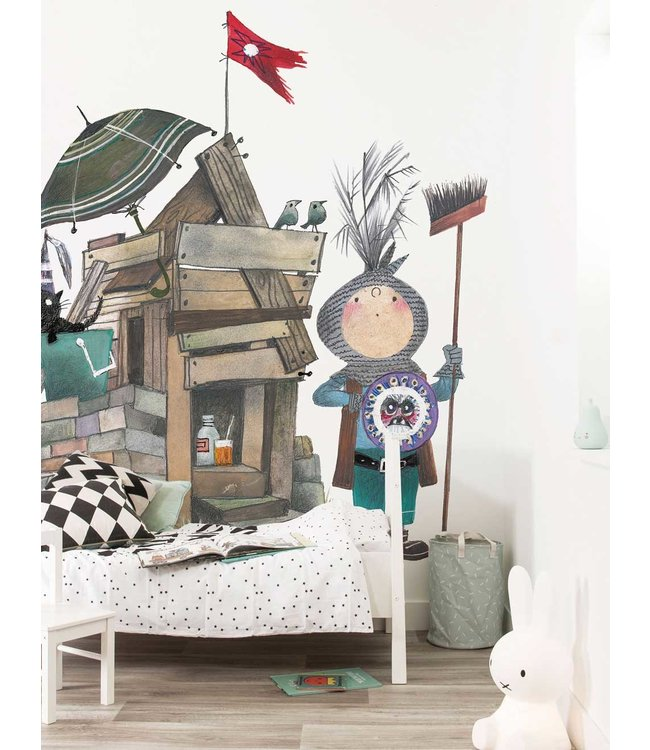 Wall Mural Little Lord, 243.5 x 280 cm