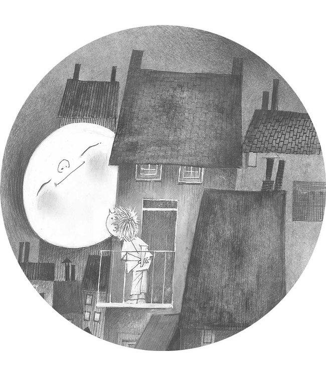 Wallpaper Circle Moonlight