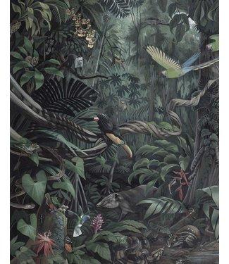 Tapetenpaneel Tropical Landscapes, 142.5 x 180 cm