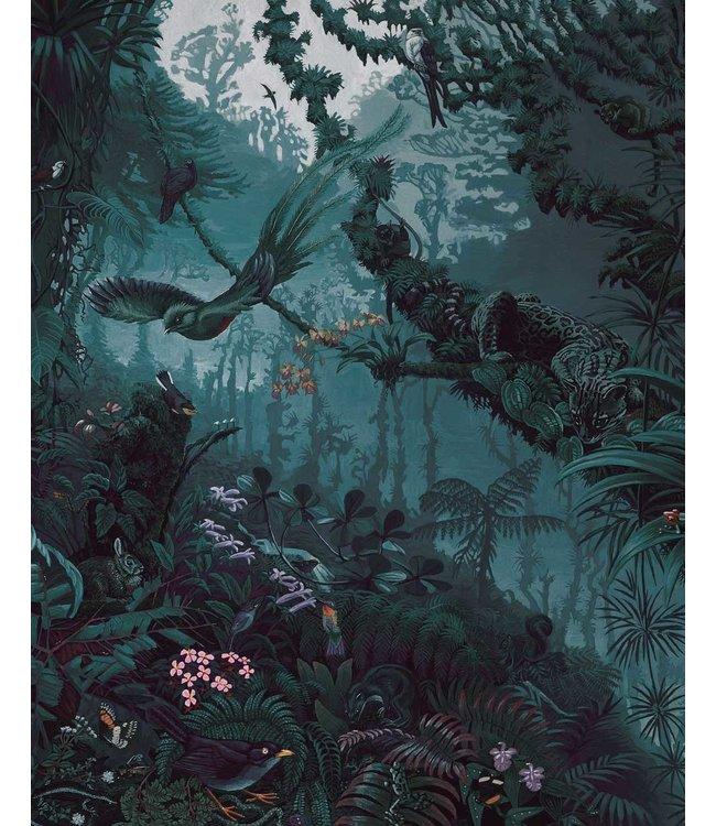 Behangpaneel Tropical Landscapes, 142.5 x 180 cm