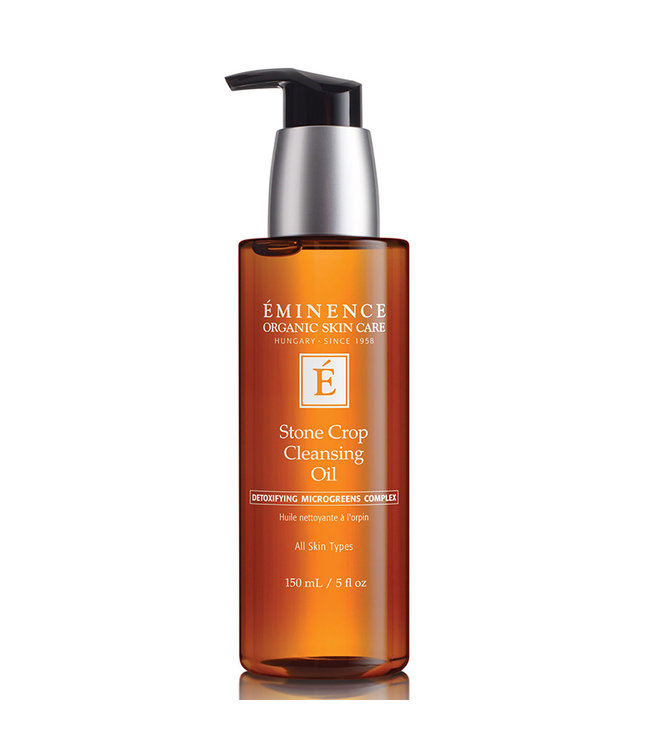 Éminence Organic Skincare Stone Crop Cleansing Oil