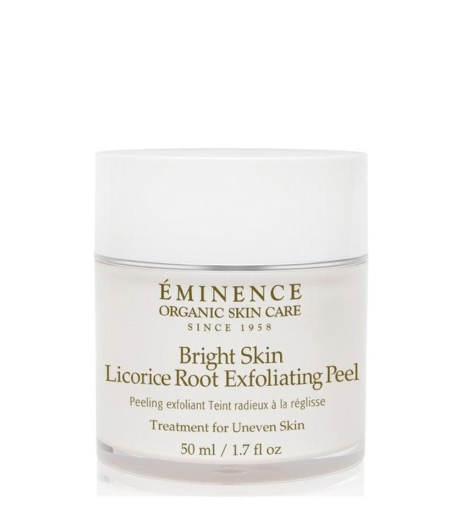 Éminence Organic Skincare Bright Skin Licorice Root Exfoliating Peel