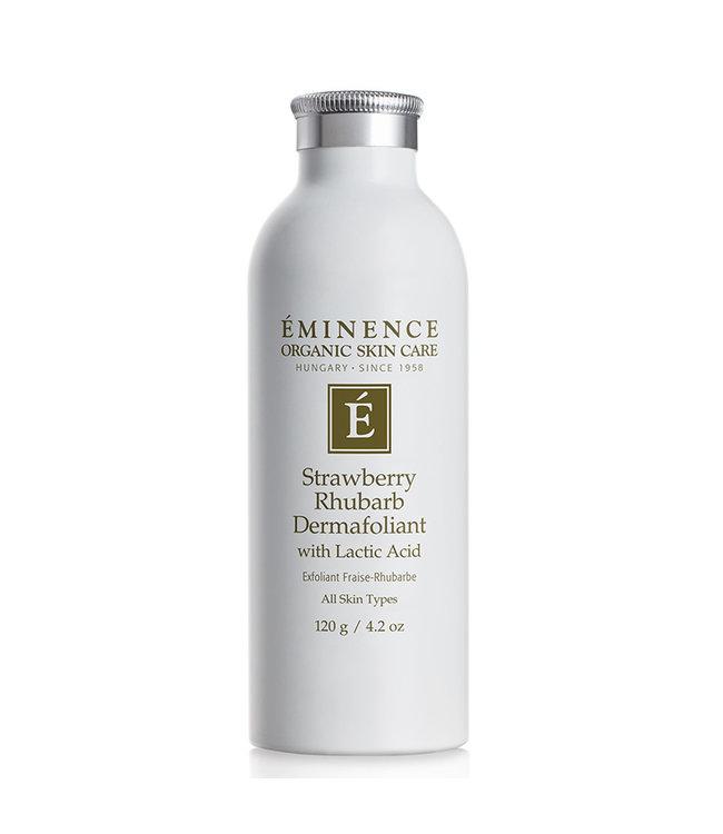 Éminence Organic Skincare Strawberry Rhubarb Dermafoliant