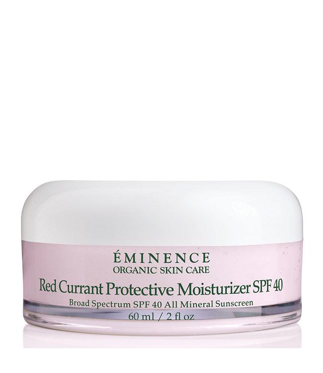 Éminence Organic Skincare Red Currant Protective Moisturizer SPF40