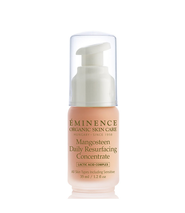 Éminence Organic Skincare Mangosteen Daily Resurfacing Concentrate