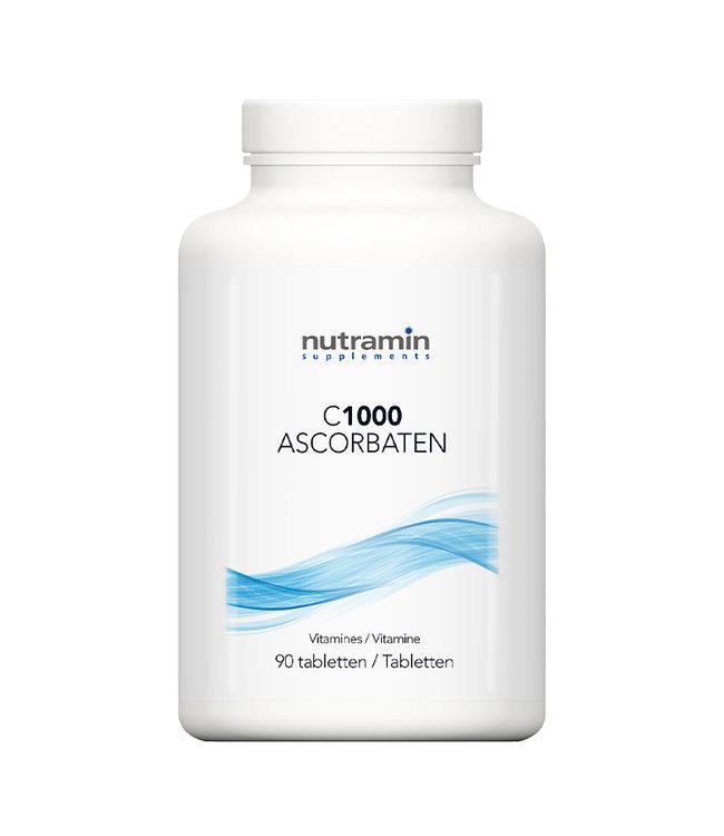 Nutramin C1000 Ascorbaten