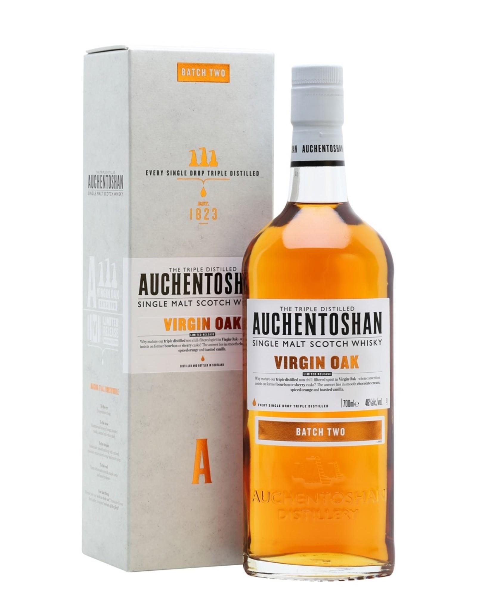 Auchentoshan Auchentoshan Virgin Oak Batch Two 70cl