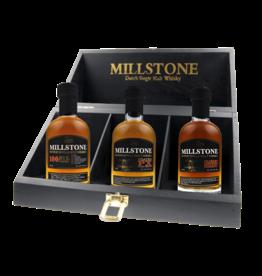 Millstone Millstone Trio 3x 20cl 100Rye, Peated PX, Oloroso Sherry