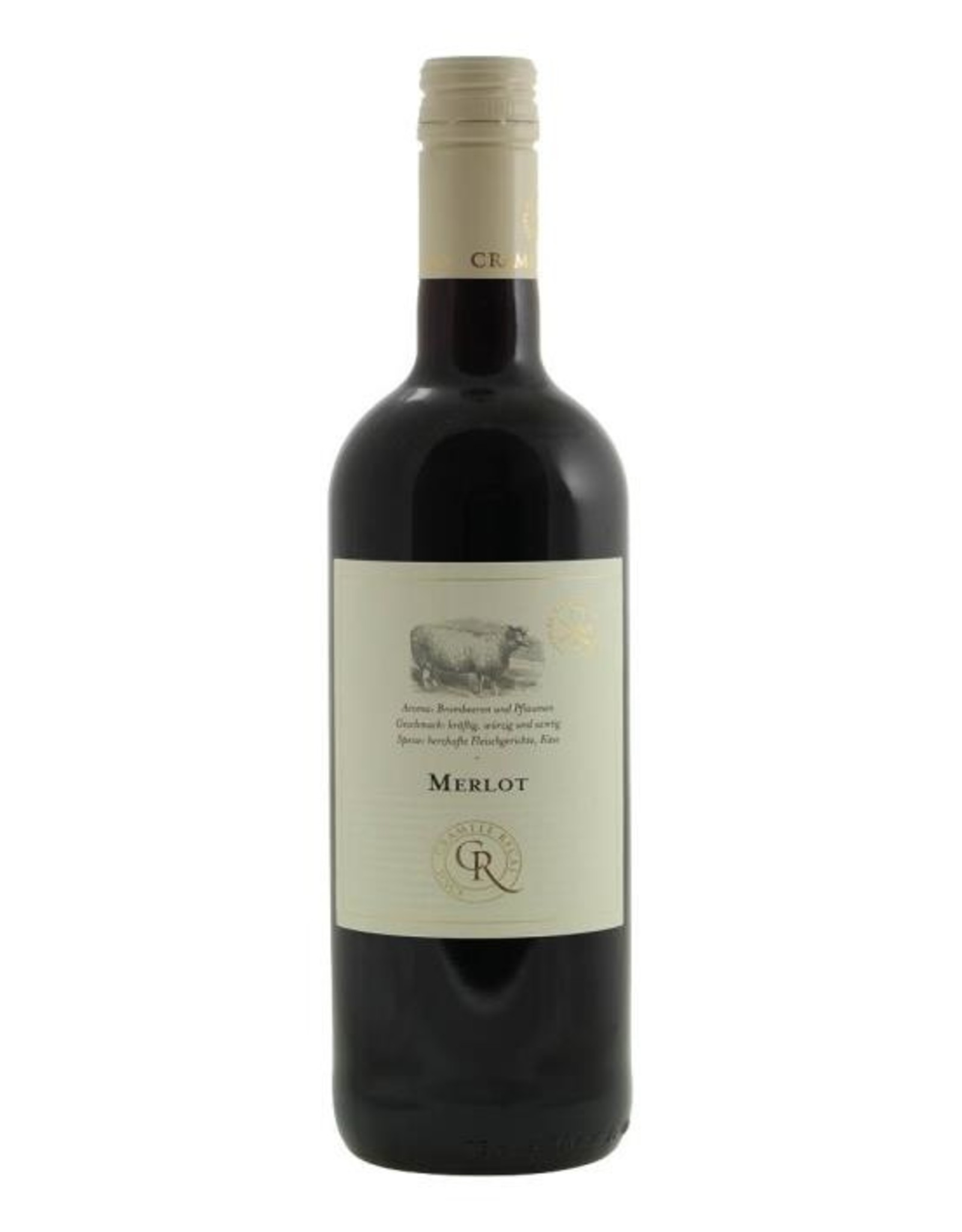 Recas Recas Winery Merlot 75cl