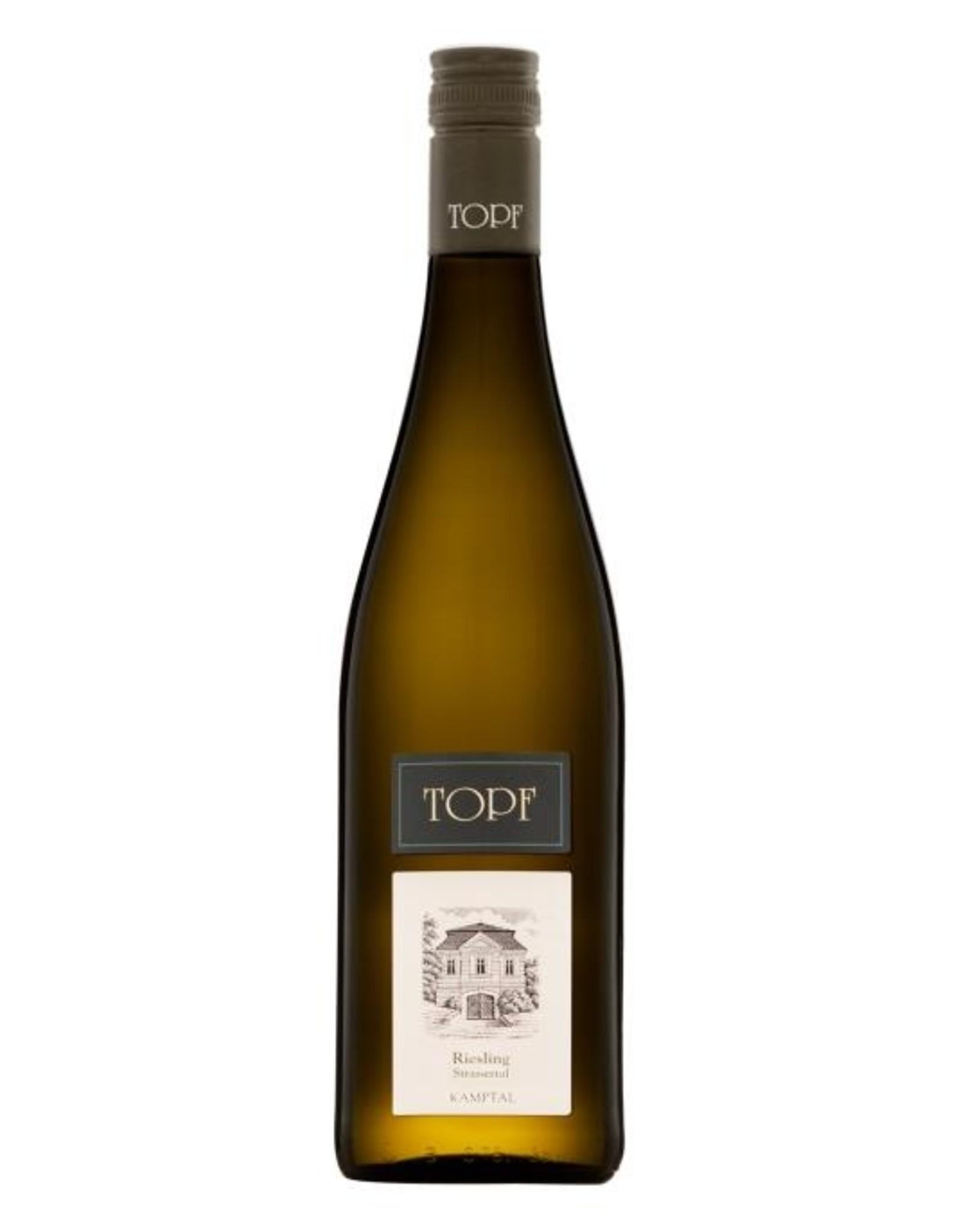 Topf Topf Riesling Strassertal Blanc 75cl