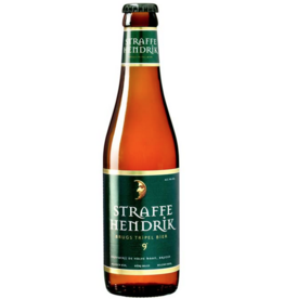 De Halve Maan Straffe Hendrik Tripel 9 33cl