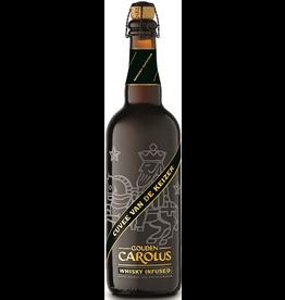 Brouwerij het Anker Gouden Carolus Cuvee vd Keizer Whiskey Infused 75cl