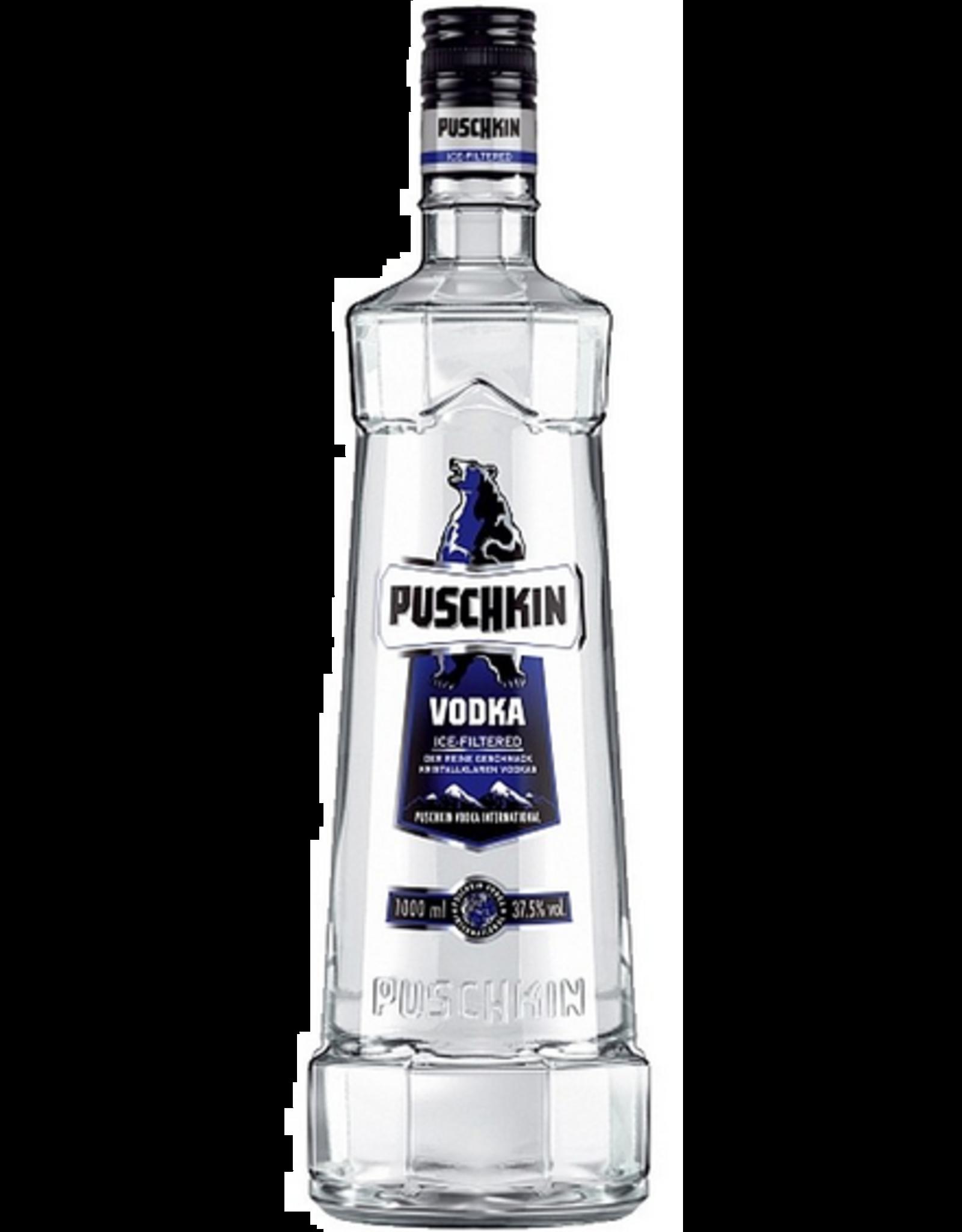 Puschkin Puschkin Vodka 100cl