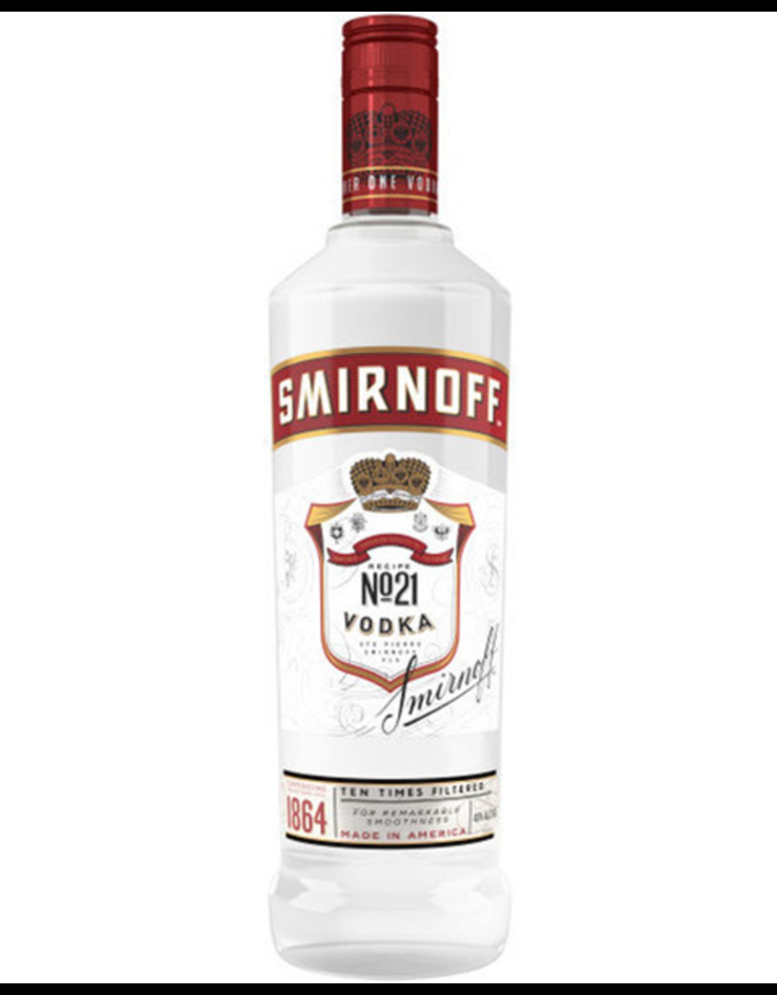 Smirnoff Smirnoff No21 Vodka 70cl