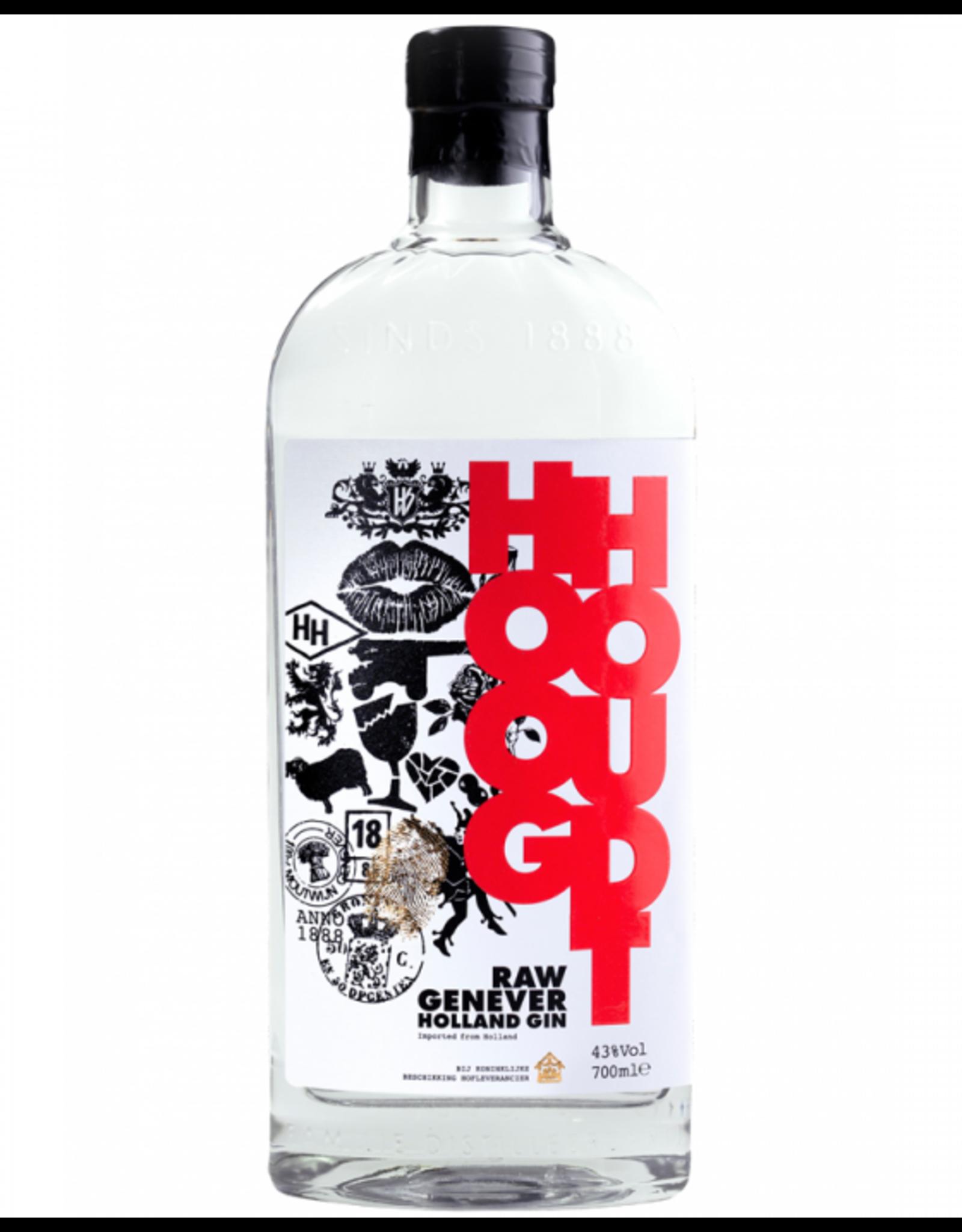 Hooghoudt Hooghoudt Raw Genever Holland Gin 70cl