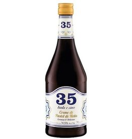 Licor 35 Licor 35, Creme de Pastel de Nata 70cl