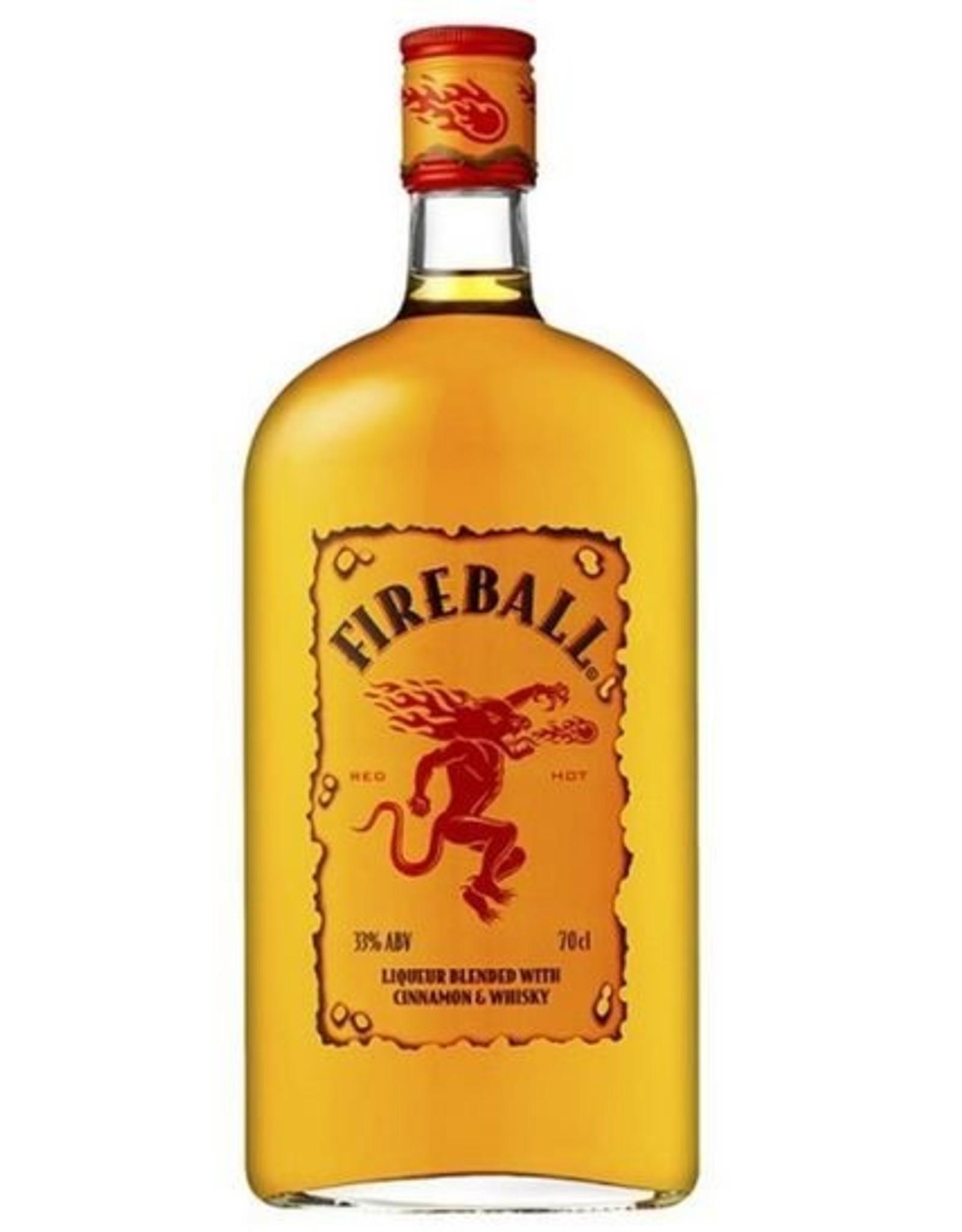 Fireball Fireball Cinnamon & Whisky 70cl