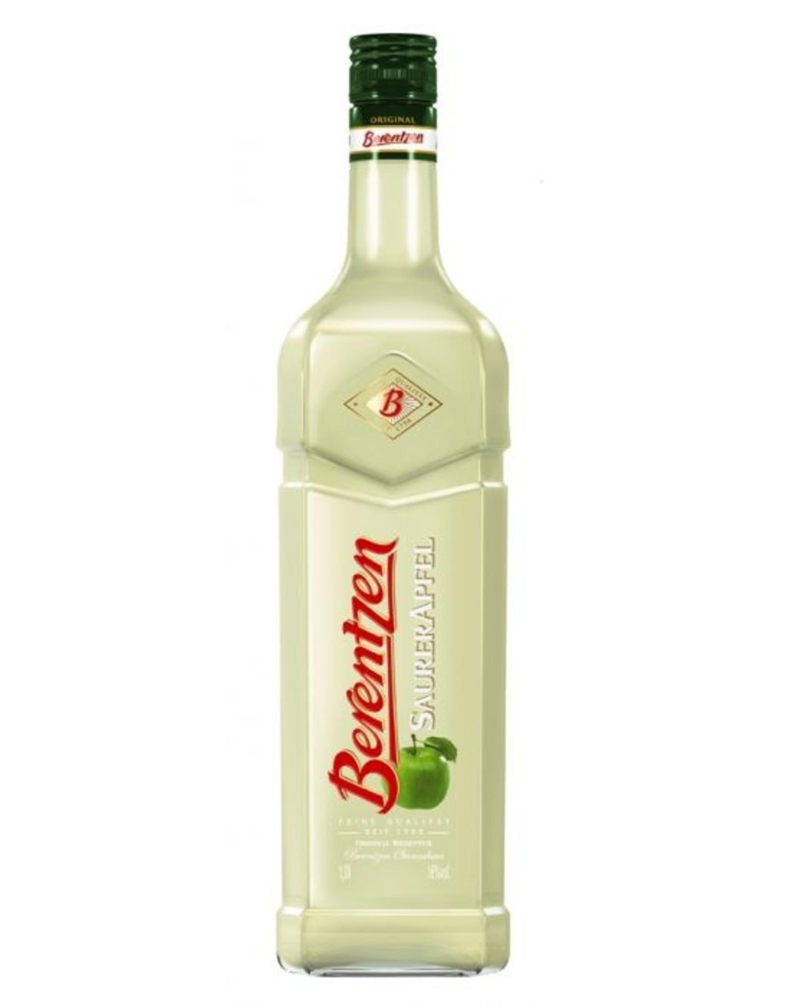 Berentzen Berentzen Sauer Apfel 70cl