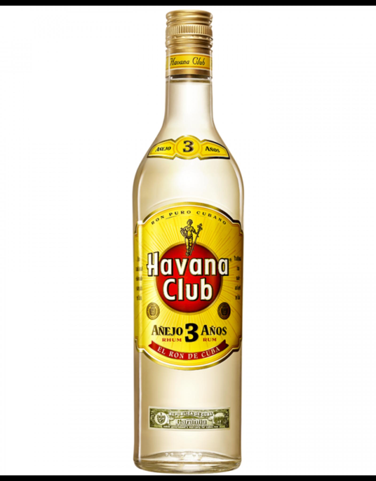 Havana Club Havana Club Anejo 3y white 70cl