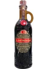 El Ron Prohibido El Ron Prohibido Mexican Rum Gran Reserva 15y 70cl
