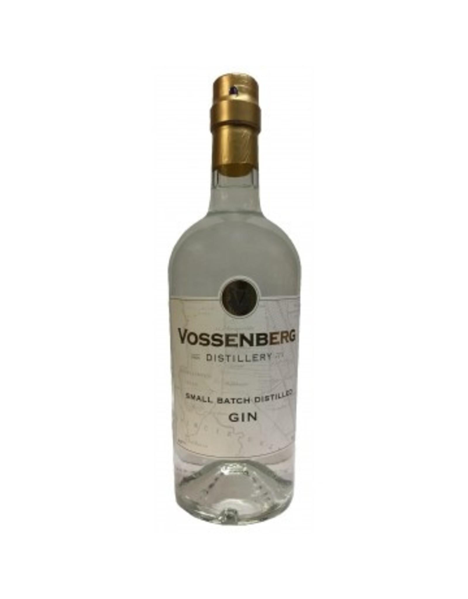 Vossenberg Vossenberg Small Batch Distilled Gin 70cl