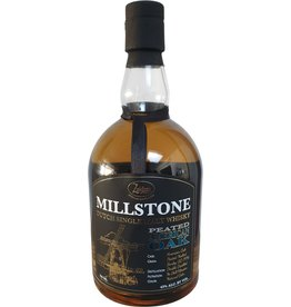 Zuidam Millstone Oak Peated 70cl