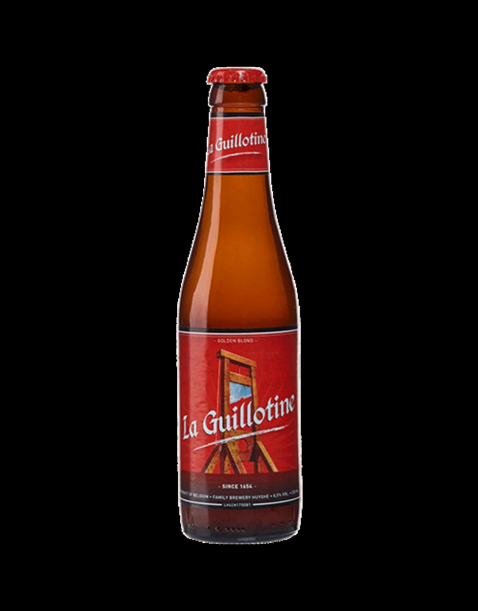 La Guillotine La Guillotine 33cl