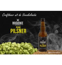 Bogdike Bogdike Pure Pilsner 33cl