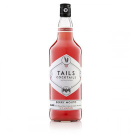 Tails Cocktails Tails Cocktails Berry Mojito 100cl