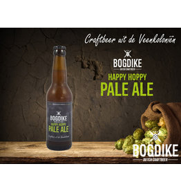 Bogdike Bogdike Happy Hoppy Pale Ale 33cl