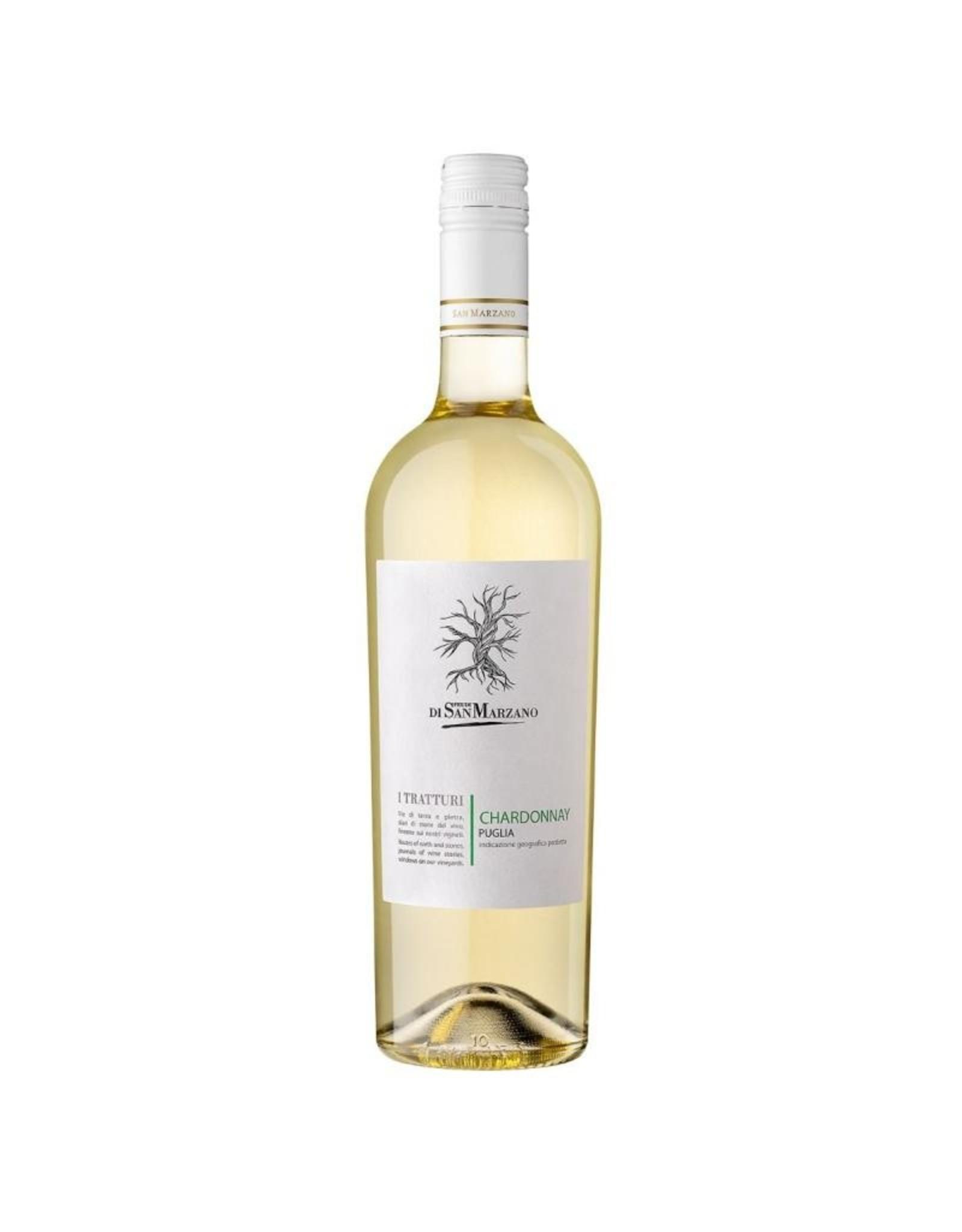Di San Marzano Di San Marzano Puglia Chardonnay 75cl