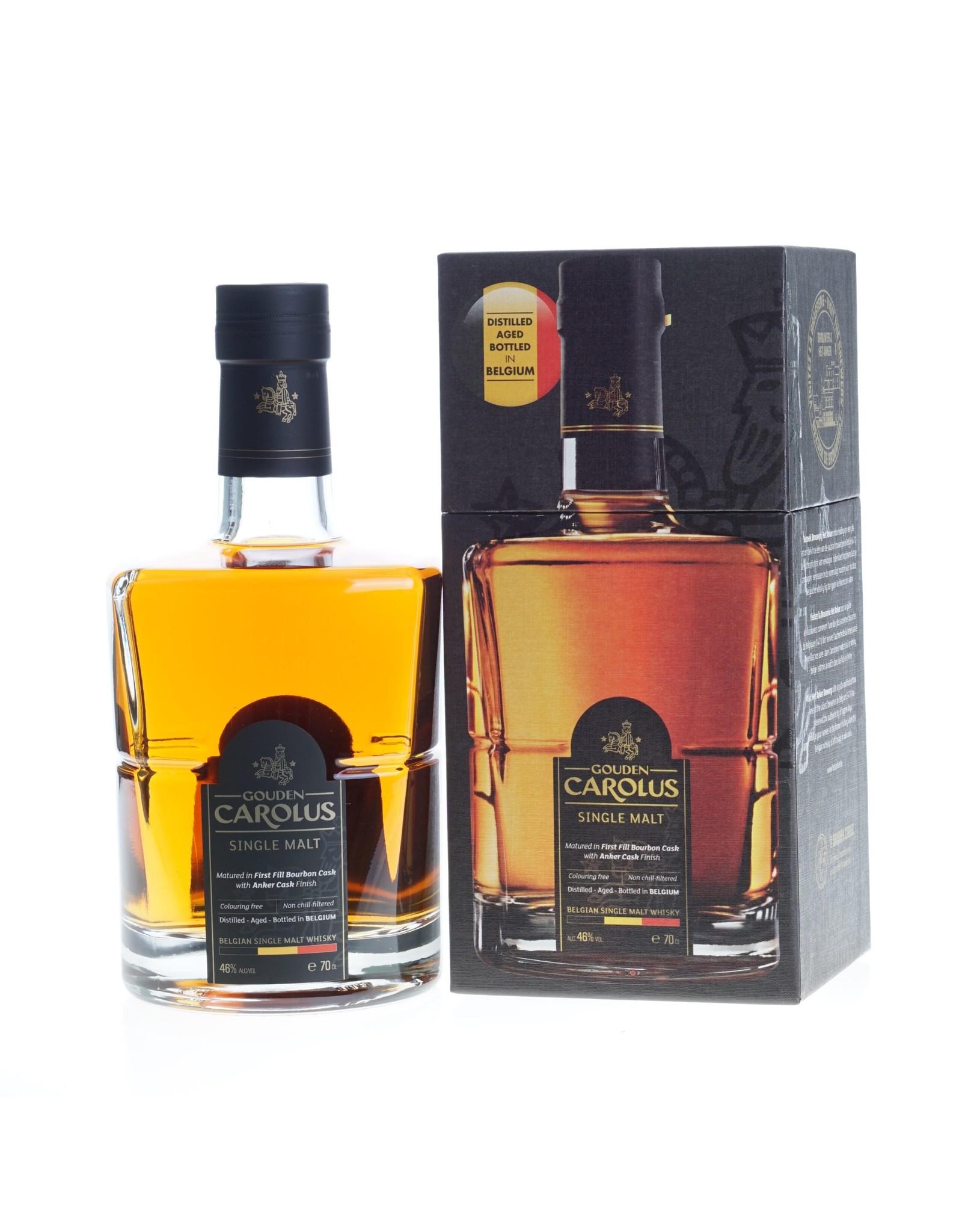 Gouden Carolus Gouden Carolus Single Malt Bourbon Cask with Anker Cask Finish 70cl