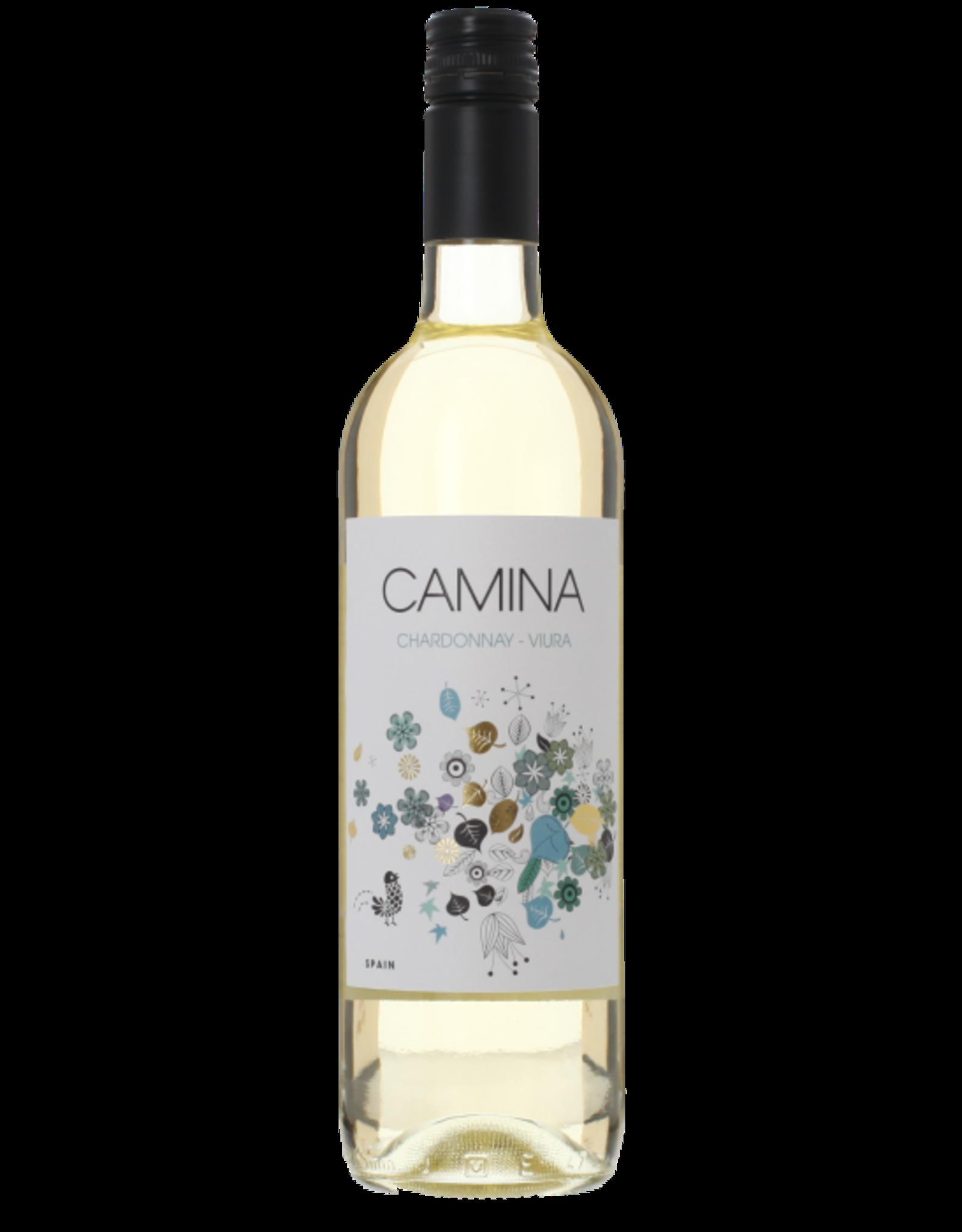 Bodegas Cristo de la Vega Camina Chardonnay, Viura 75cl