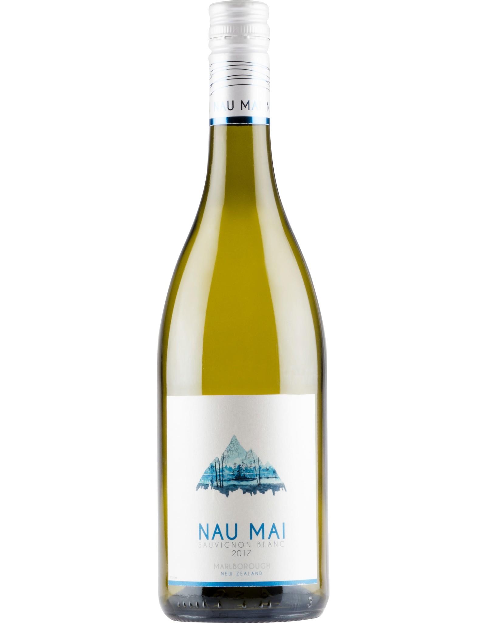 Nau Mai Nau Mai Sauvignon Blanc 75cl