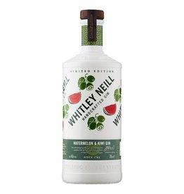Whitley Neill Whitley Neill Watermelon & Kiwi Gin 70cl