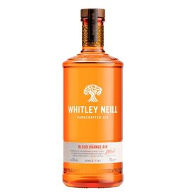 Whitley Neill Whitley Neill Blood Orange 70cl