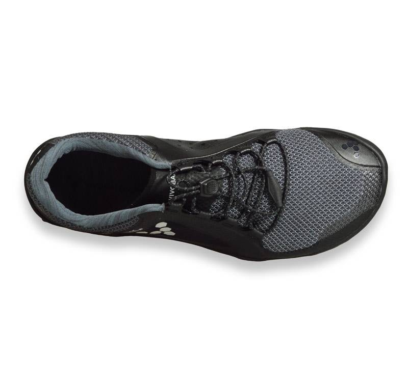 Vivobarefoot Primus Trail Firm Ground - Black - Heren
