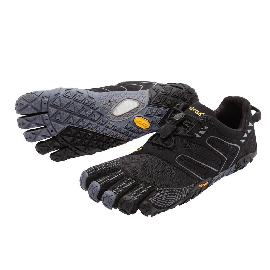 Vibram FiveFingers V-Trail - Black / Grey - Heren