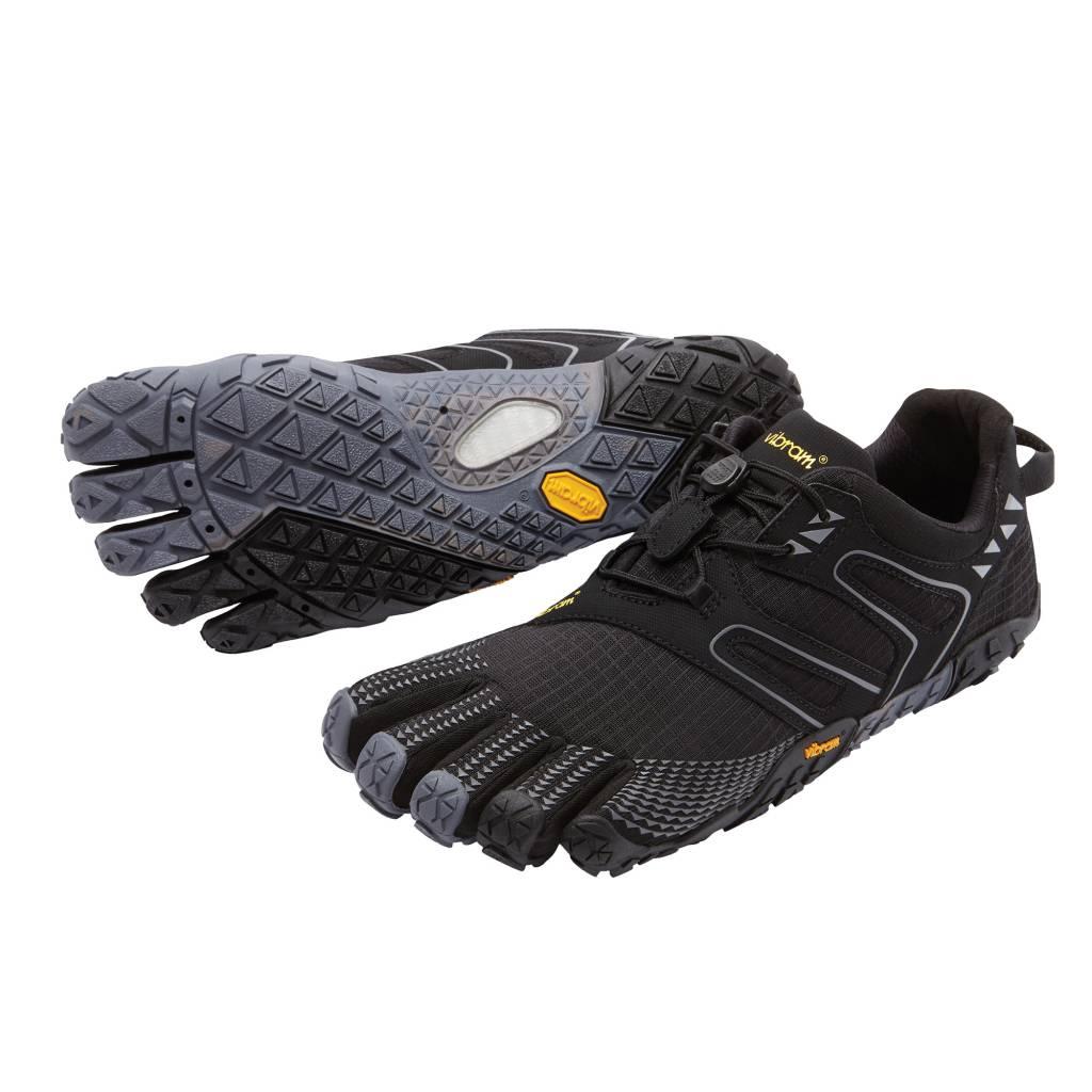 Vibram FiveFingers V-Trail - Black / Grey - Heren