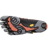 Vibram FiveFingers V-Train - Black-Coral - Grey- Dames