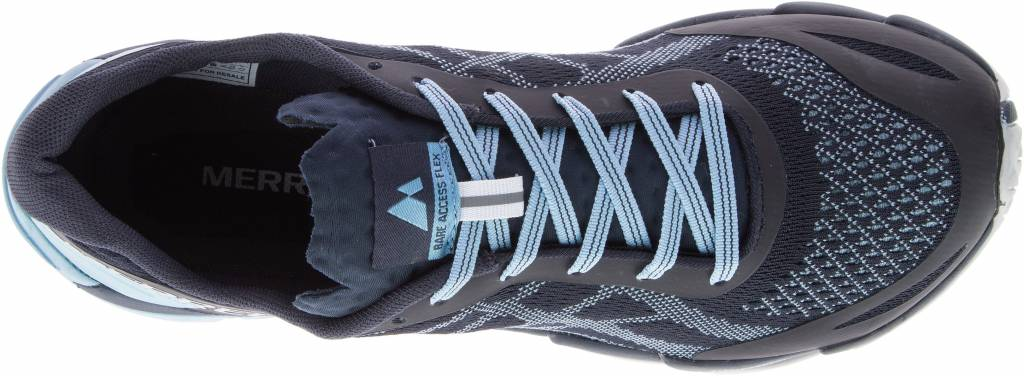 Merrell Bare Access Flex - E-Mesh Navy