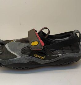 Vibram TREK PRO - Black/Grey/Red -41 en 42-