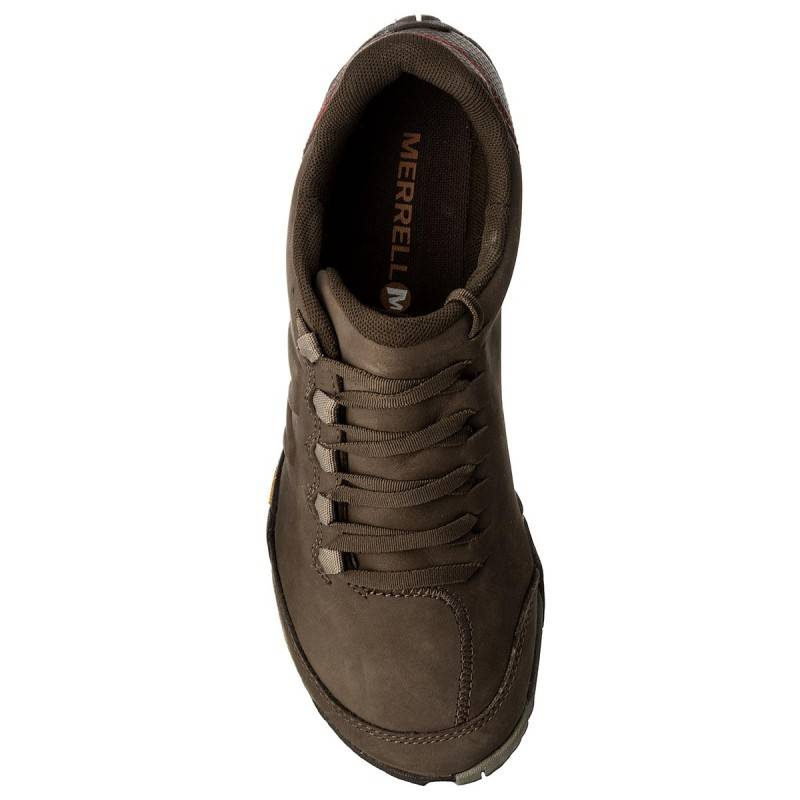 Merrell Parkway Emboss Lace - Merrell Stone