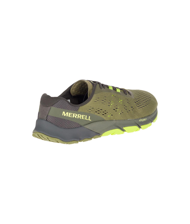 Merrell bare access flex 2 e-mesh olive j 50467