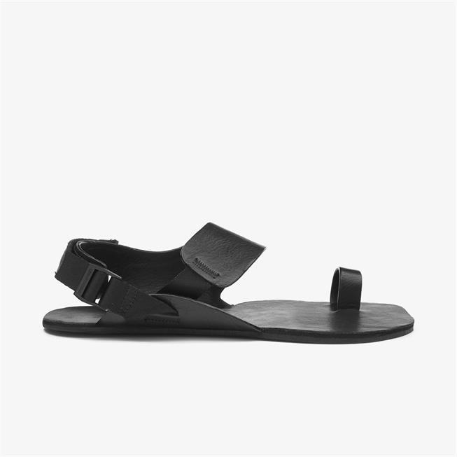 Vivobarefoot Kolhapuri l blackhide leather 200064-02