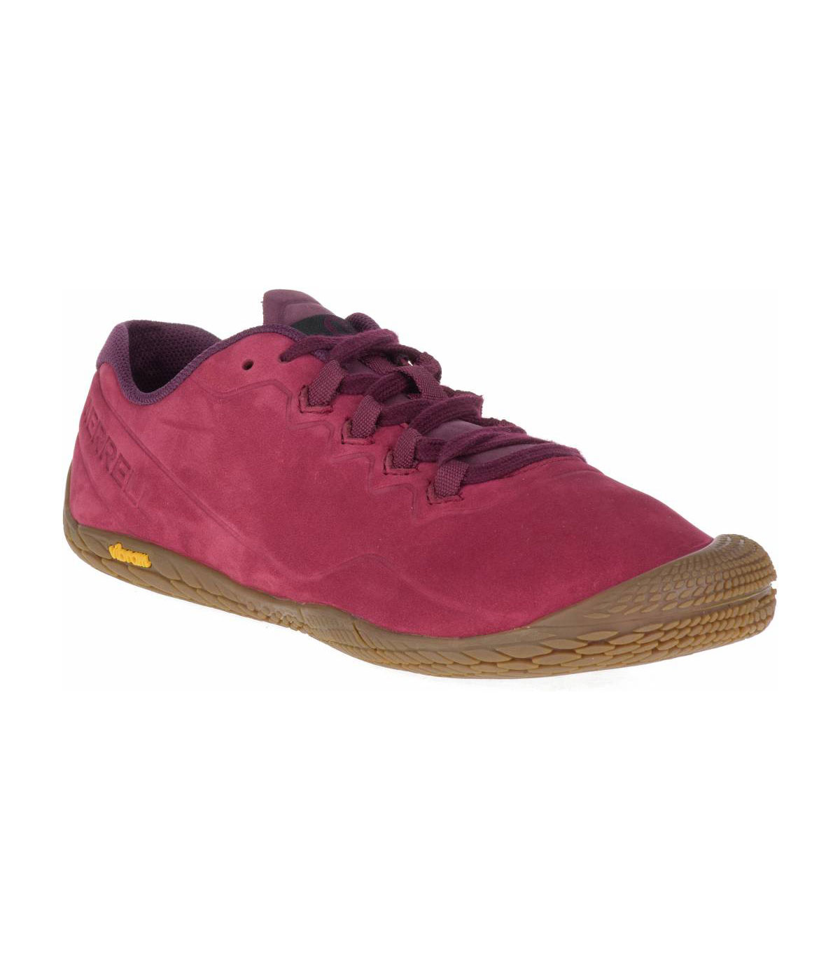 Merrell Vapor Glove 3 - Luna Leather -  Pomegranate