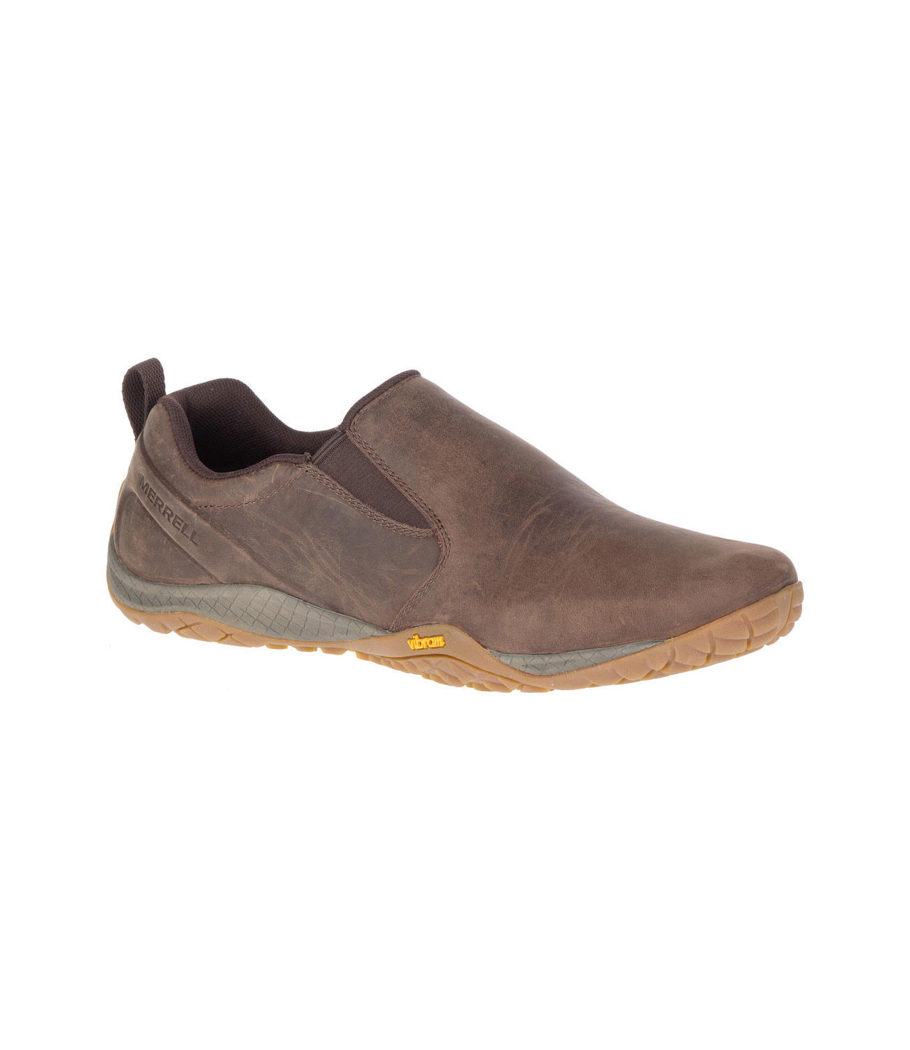 Merrell trail glove 4 luna slip on brown