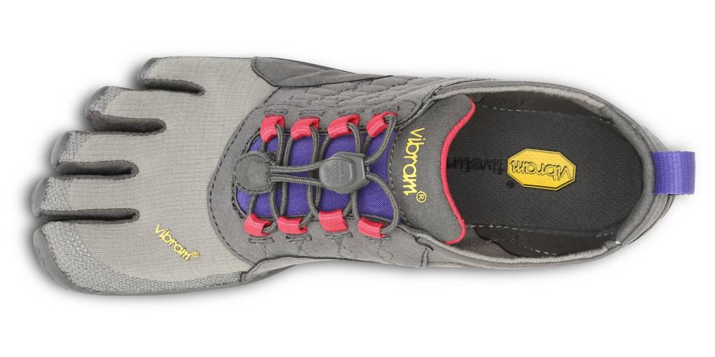 Vibram FiveFingers Trek Ascent - Dark Grey/Lilac