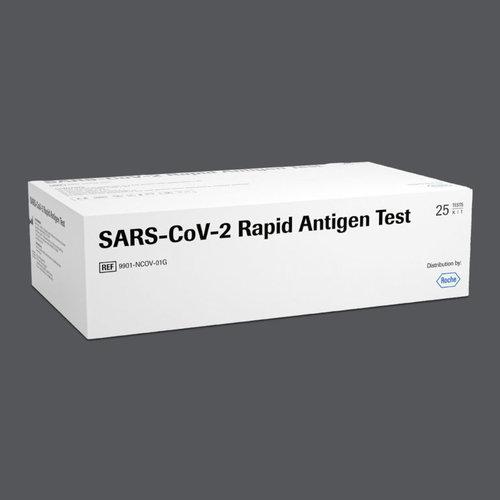 Roche SARS-CoV-2 Rapid Antigen Test 25-pack (alleen voor zorgverleners)
