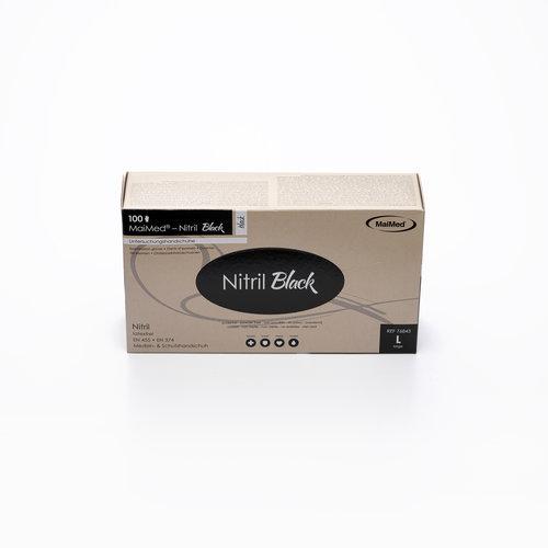 MaiMed® – Nitrile Black handschoenen